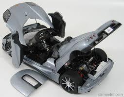 koenigsegg silver autoart 79003 scale 1 18 koenigsegg ccx 2006 silver