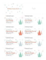 holiday coupon 21 free printable christmas coupons