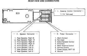 nissan cd player wiring diagram wiring diagram simonand