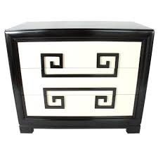 greek key chest designed by kittinger for sale at 1stdibs