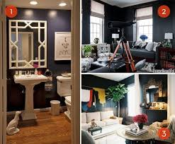 decor dispute should you paint a small room a dark color curbly