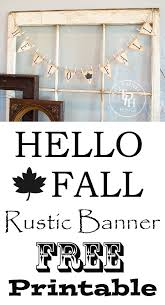 thanksgiving burlap banner best 25 fall banner ideas on fall bunting diy