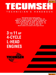 tecumseh service manual carburetor throttle