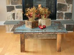 barn door side table side table design reclaimed barn door coffee table side table ideas
