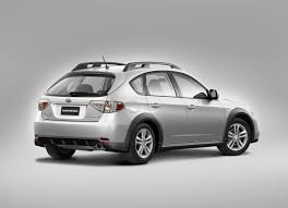 2010 subaru impreza xv launched in australia