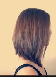 incredible medium haircuts short in back long in front pertaining
