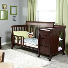 Baby Crib With Changing Table Crib And Changing Table Baby Crib Changing Tables And Sliding Door