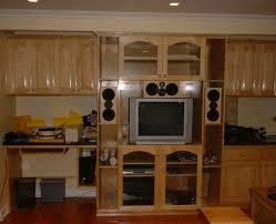 Swank Audio Visual Woodworks