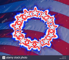 American Flag With 13 Stars In A Circle American Flag Circle 13 Stars Stockfotos U0026 American Flag Circle 13