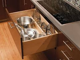 kitchen ideas with cabinets best 25 pot lid storage ideas on storing pot lids