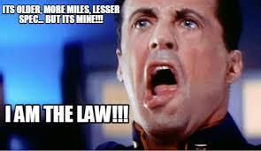 I Am Meme - meme creator i am the law meme generator at memecreator org
