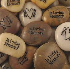memory stones in loving memory stones with heartwing 6526 2 95