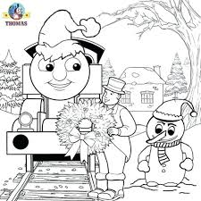 free printable thomas tank engine coloring pages train
