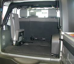 third row seat jeep wrangler jeep wrangler unlimited 2007 2012 single seat passenger seats