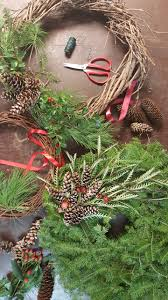 holiday wreath workshop tickets willow u0026 stock iowa city ia