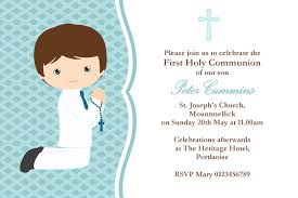 communion invitations for boys personalised communion invitations boy new design 5 2290 p