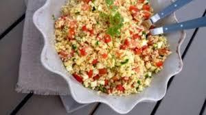 cuisiner le millet taboulé de millet à la courgette et coriandre recette par chris cdtj