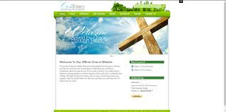 30 best church website templates for ministry and outreach