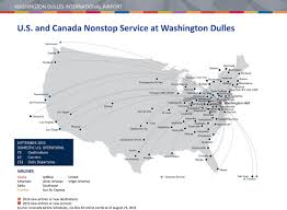 Alaska Flight Map by 5 Reasons To Fly Dulles International Airport