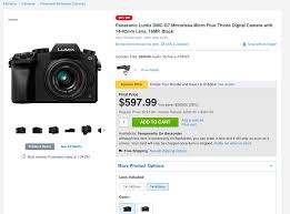 cameras on sale black friday the only camera sale worth paying attention to indepth media