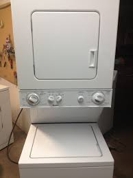 kenmore stacked washer dryer