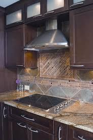 backsplashes unique kitchen backsplash glass tile white cabinets