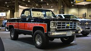 Classic Chevrolet 4x4 Trucks - 1978 chevrolet performance 4x4 pickup concept photos