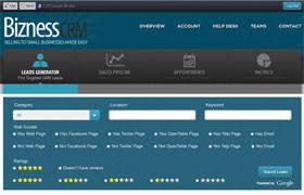 Excel Crm Template Bizness Crm Sales Excel Template