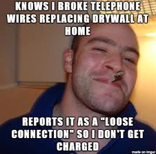 Comcast Meme - good guy comcast repair man meme guy