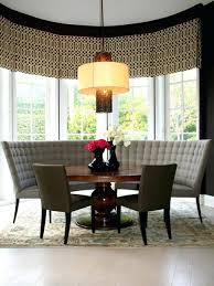curved bench seat for round dining table curved bench for round