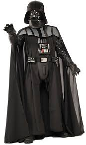 darth vader spirit halloween official darth vader costume for adults supreme edition amazon