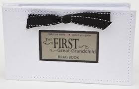 4x6 brag book great grandchild brag book