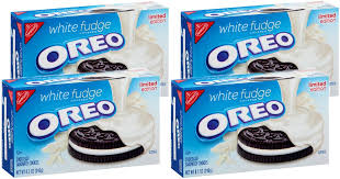 where to buy white fudge oreos limited edition white fudge covered oreo 4 pack only 8 50