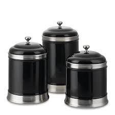 black kitchen canister sets williams ceramic canisters set of 3 canister sets ceramic