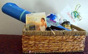 Yoga Gift Basket Mosaic Fundraising Auction