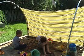 Diy Backyard Shade Diy Outdoor Canopy My Happy Crazy Life