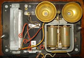 can you help me to rewire this very old telephone telephones