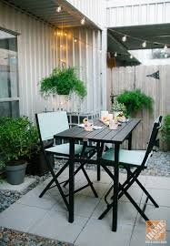 Small Patio Dining Sets by Patio Small Patio Decorating Ideas Home Interior Design