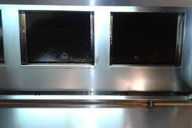Kitchen Canopy Hood Cleaning