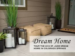 Bedroom Furniture Colorado Springs by Step Inside The 2016 Colorado Springs St Jude Home Front Door