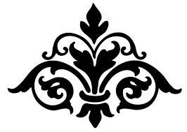 design clipart damask design clipart