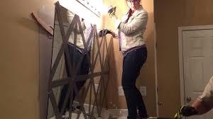 Remove Mirror Glued To Wall Remove Bathroom Mirror Youtube