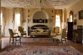 modern victorian style interior design home decor photo with