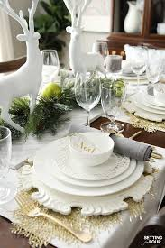 table top decoration ideas table setting ideas and mikasa dinnerware giveaway