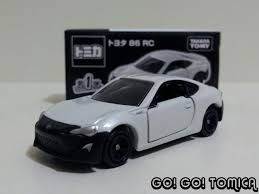 tomica toyota go go tomica toyota 86 rc