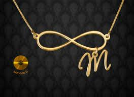 infinity necklace with name jewels infinity necklace name pendant name plate name necklace