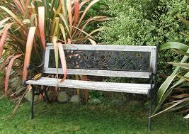 gardening bench wobbliest garden bench in the world