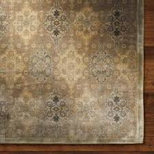 Brown And Beige Area Rug Finley Area Rug Frontgate