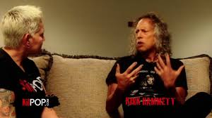 Kirk Hammett Kilpop Stage Left Kirk Hammett Talks U0027organized Chaos U0027 Of New