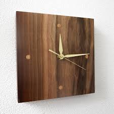 Small Decorative Wall Clocks Unique Wall Clocks Wall Clock Modern Wood Clocks Small
